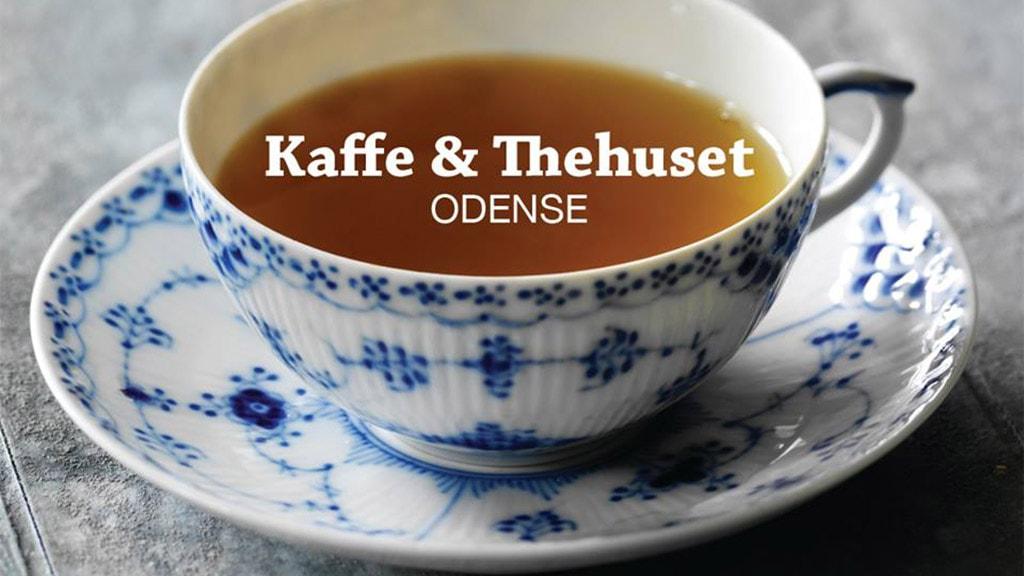 Kaffe og Thehusets logo