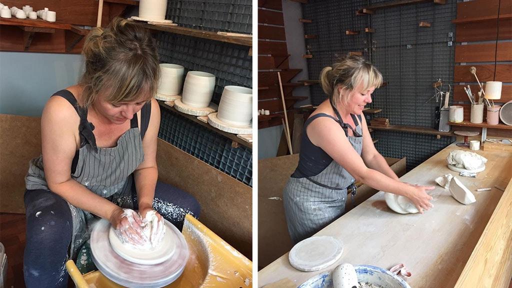 Mona Vander Keramik