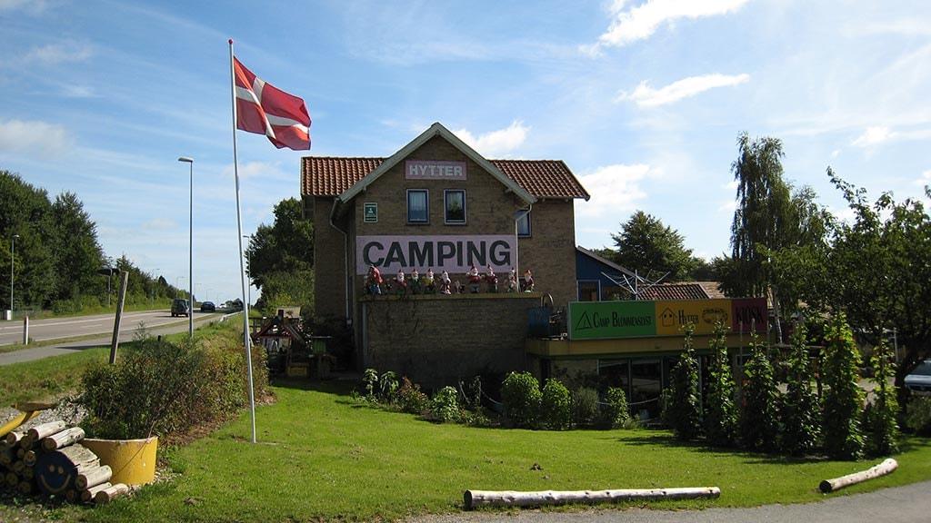 Campingpladsen Blommenslyst