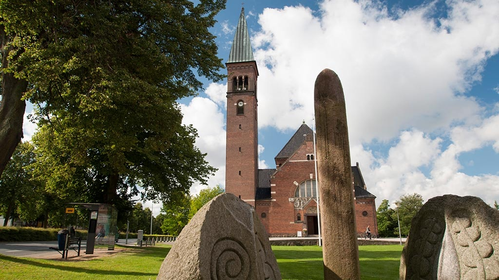 Ansgar church in Odense