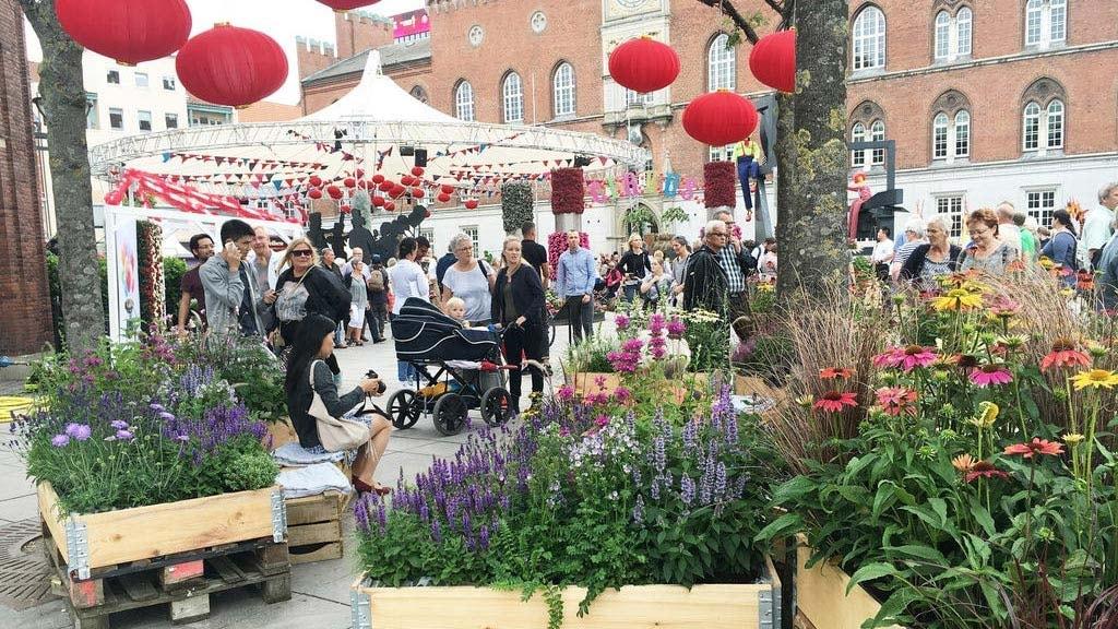 Odense Blomsterfestival 2016