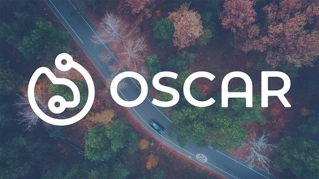 Oscar biludlejning logo