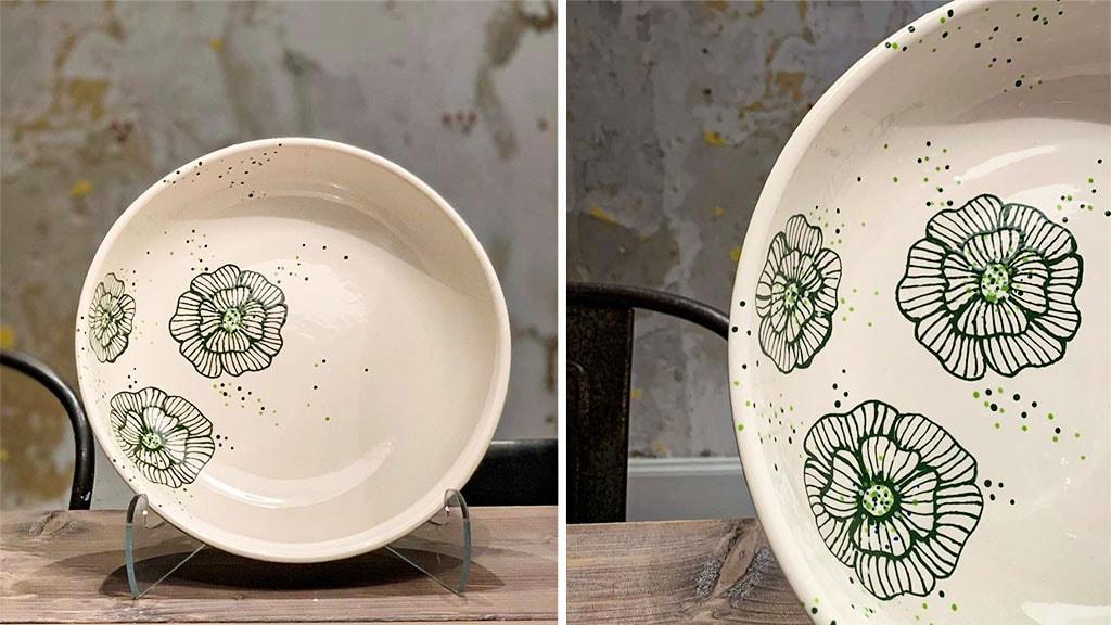 Keramik hos Creative Space