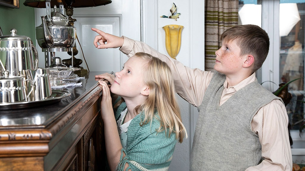 Børn på Tidens Samling
