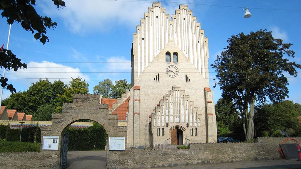 Fredens Kirke på Skibhusvej