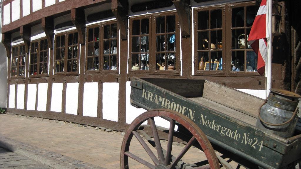 Museumskøbmanden i Nedergade