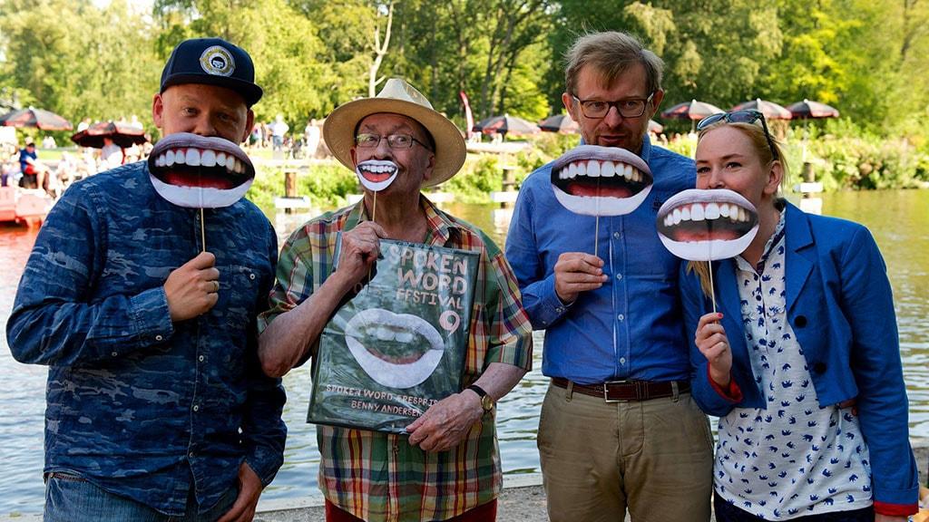 Spoken Word Festival i Odense - en del af HCA Festivals