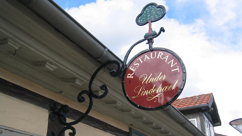 Restaurant Under Lindetræet i Odense