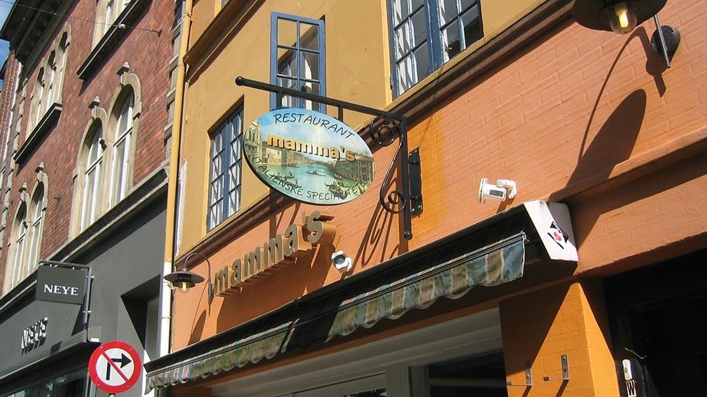 Mammas Pizzeria i Odense
