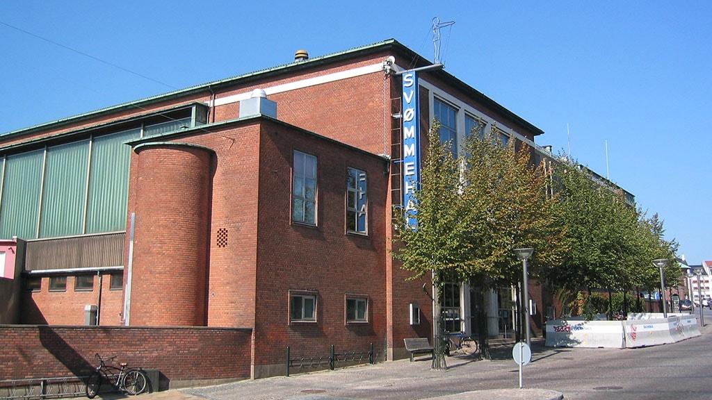 Svømmehallen Klosterbakken i Odense