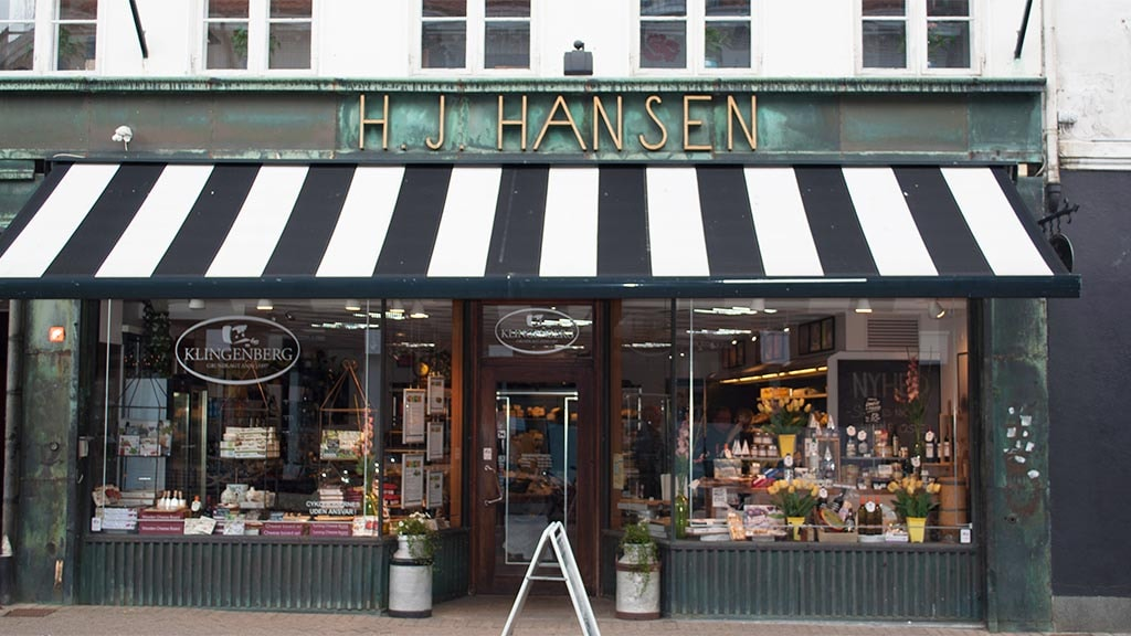 H.J. Hansen i Odense