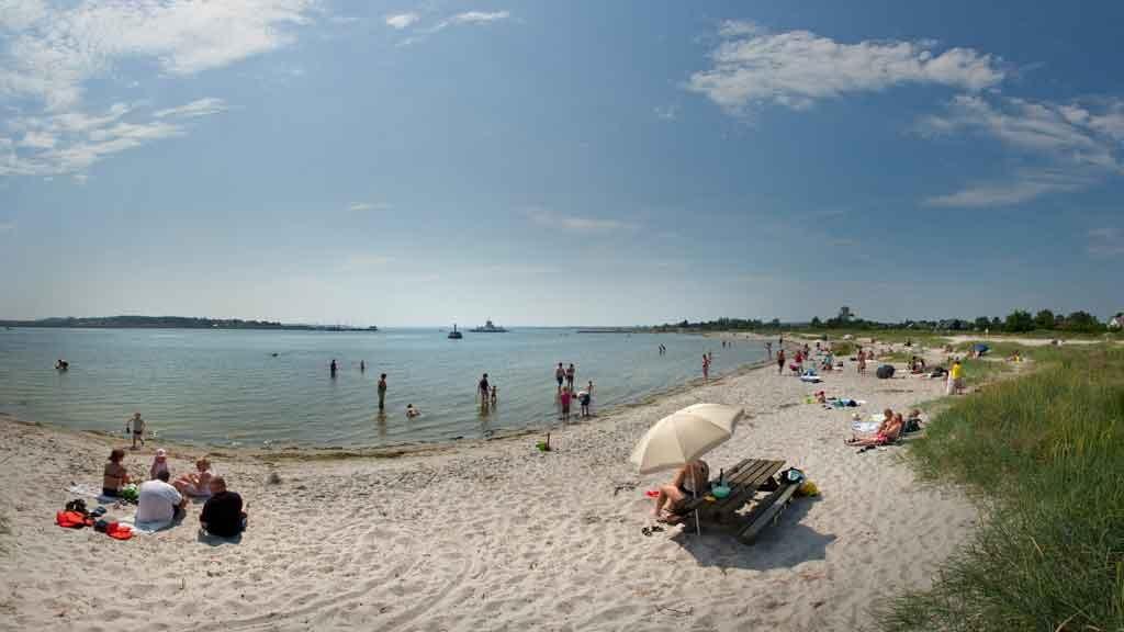 Udbyhøj Strand