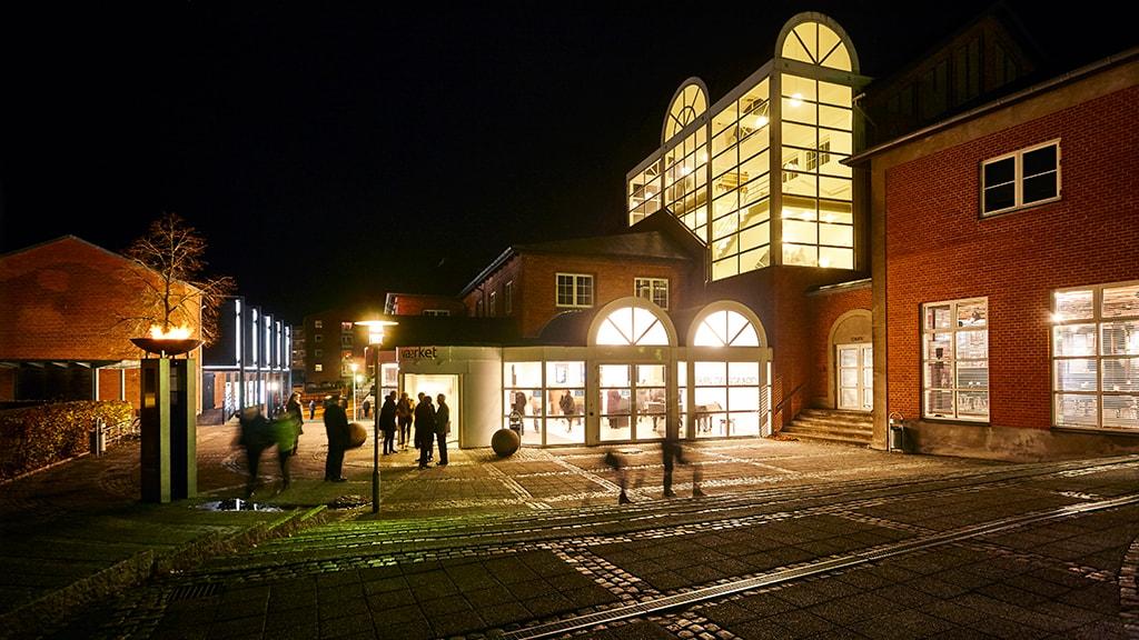 Musik- og teaterhuset Værket