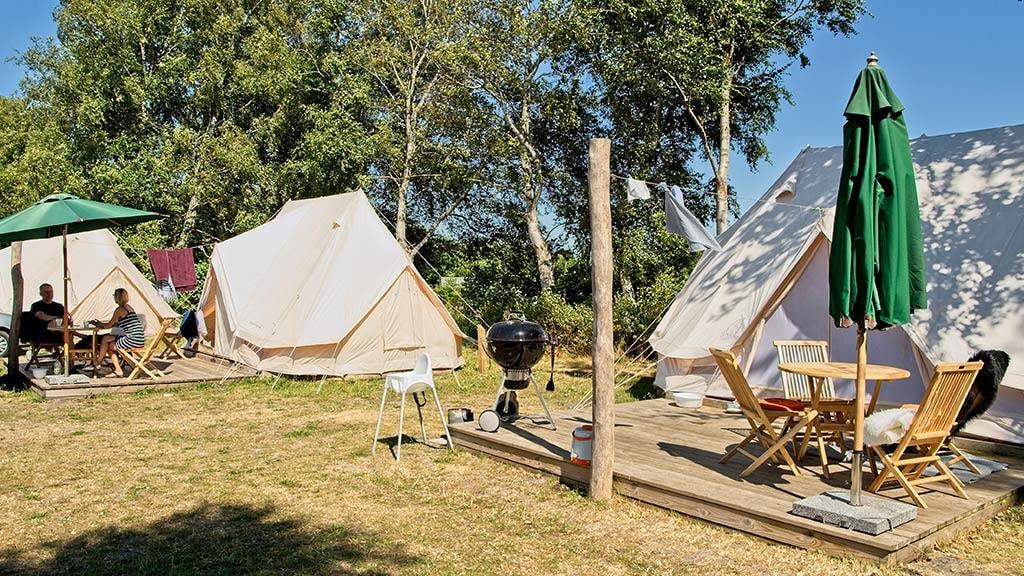 Bamsebo Camping glamping
