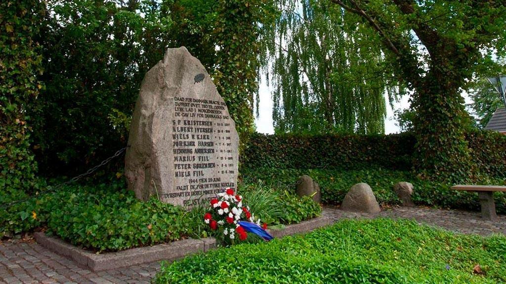 Hvidsten Gruppen memorial