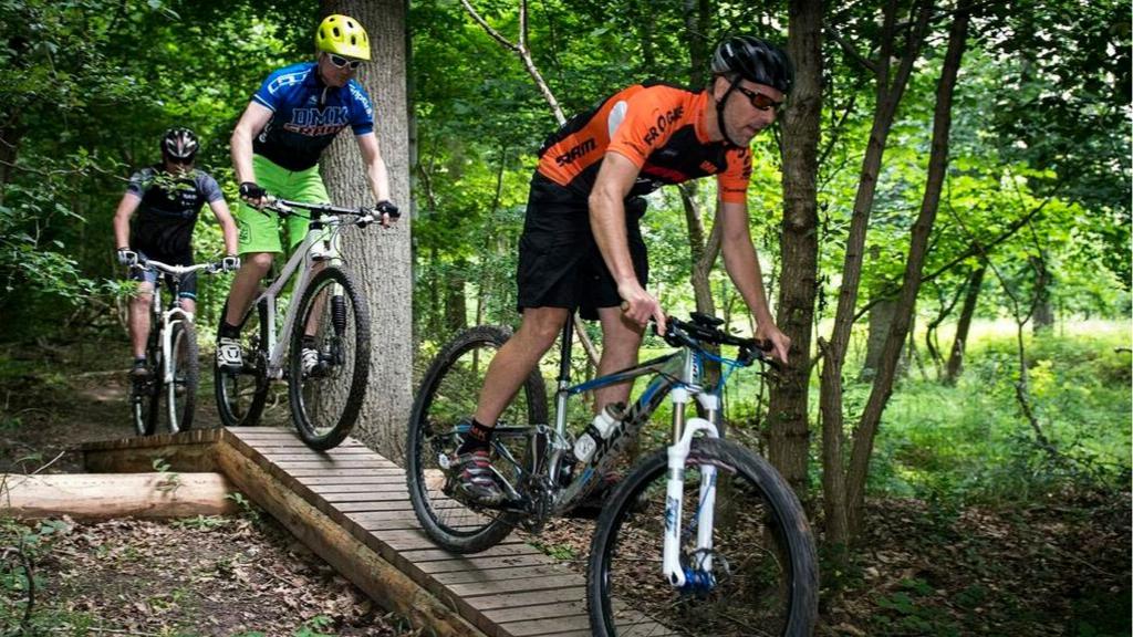 Mountainbike Boserup