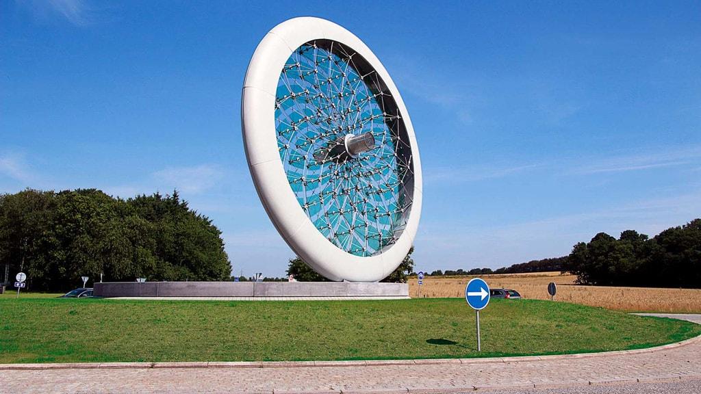 Vejles Superruter - Solhjulet