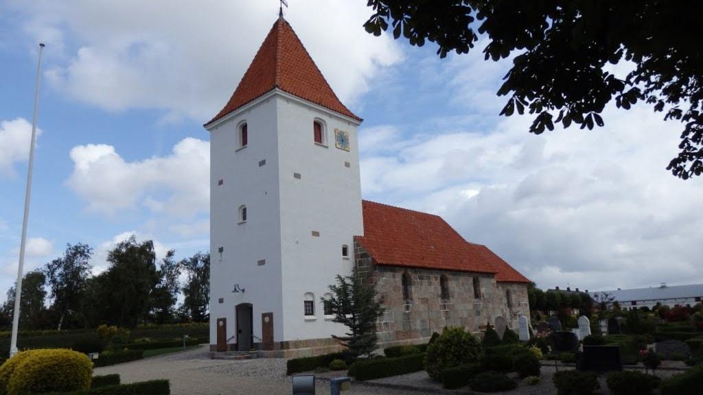 Vester Hornum Kirke