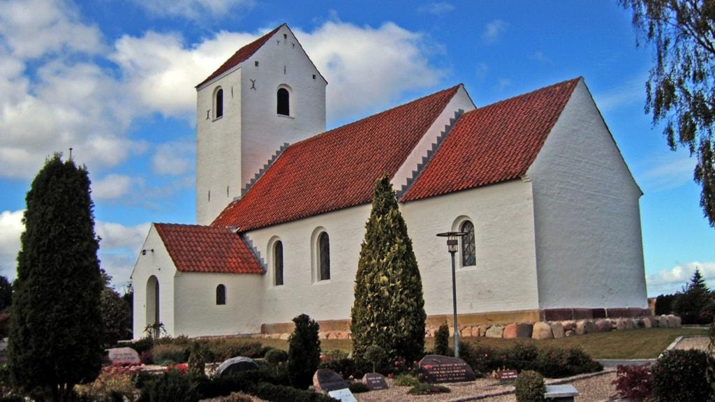 Gundersted Kirke