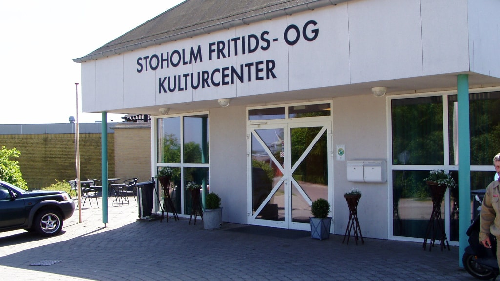 Stoholm Sportel og Sports Lab.