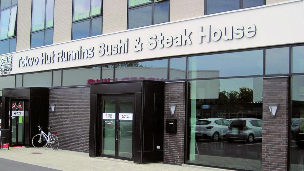 Tokyo Hut Running Sushi & Steak House