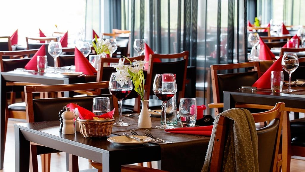 Scandic Hotel Aalborg - restaurant