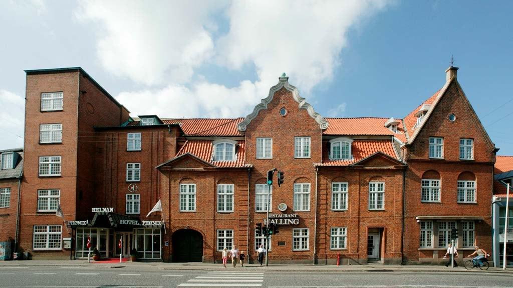 Helnan Phønix Hotel - Facade Front