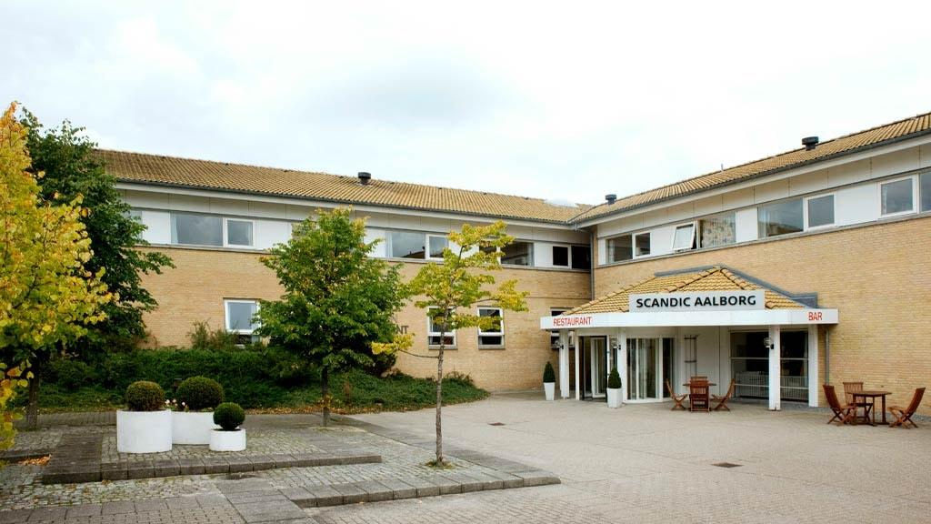 Hotel Scandic Aalborg Øst Facade