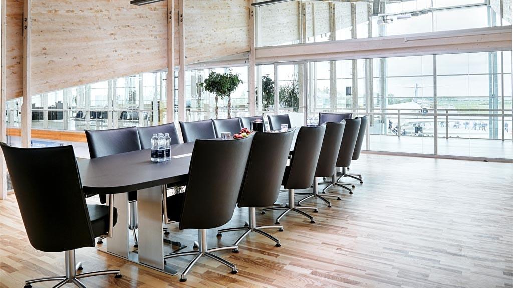 Aalborg Lufthavn Mødelokale