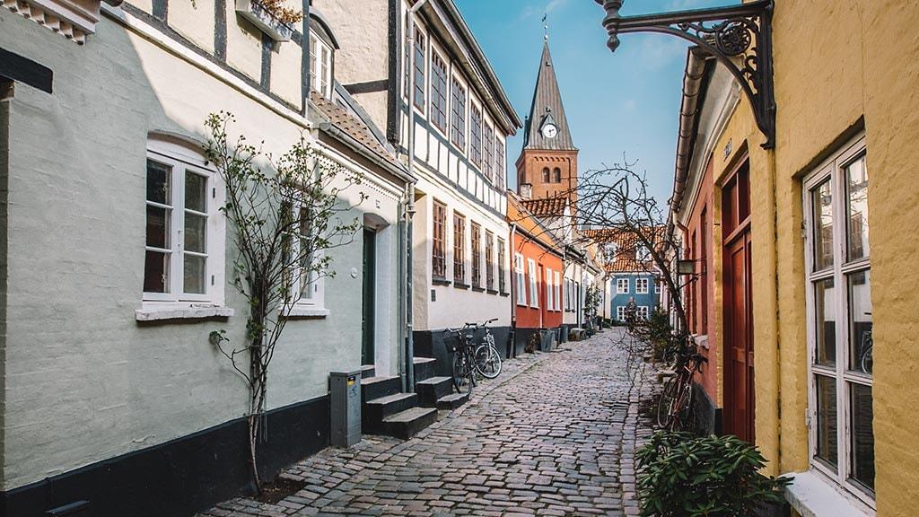 Hjelmerstald i Aalborg