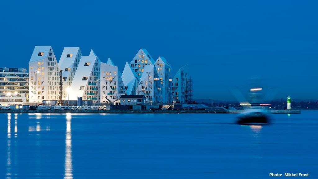 Isbjerget in Aarhus