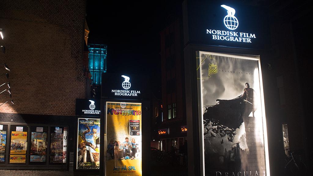 Nordisk Film Biografer Aarhus
