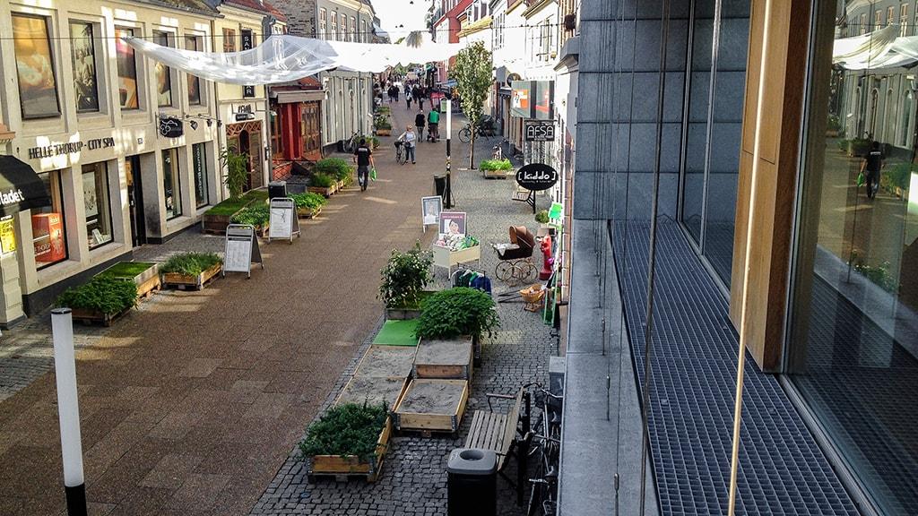 Frederiksgade i Aarhus