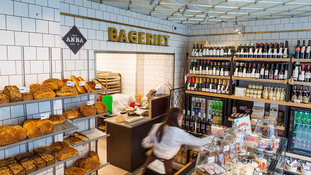 MOR ANNA deli & bakery