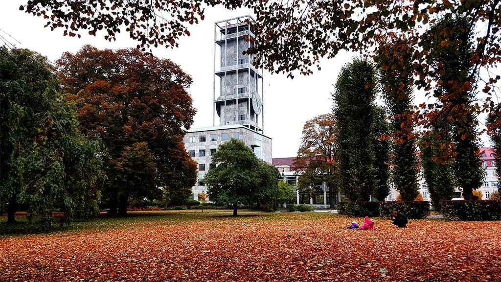 Efterår i Aarhus