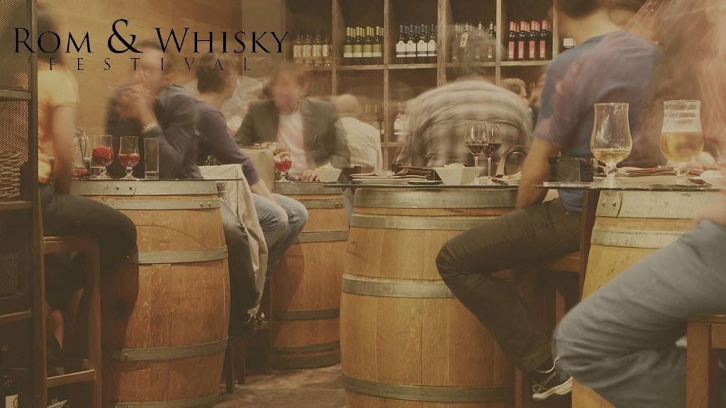 Rom og Whisky Festival i Aarhus