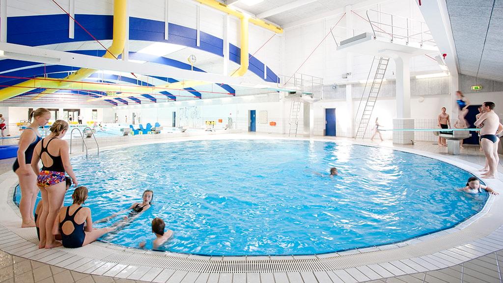 Lyseng svømmebad har aktiviteter for hele familien i Aarhus