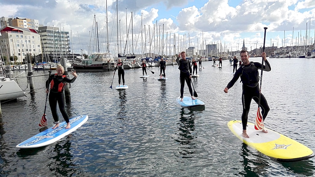 Stand Up Paddle Surf Agency i Aarhus