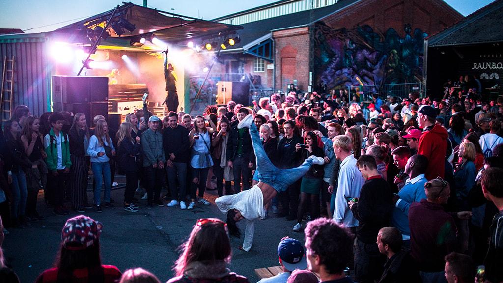 Aarhus Volume Gadefest på Godsbanen