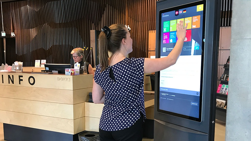 Online turistinformation i Aarhus