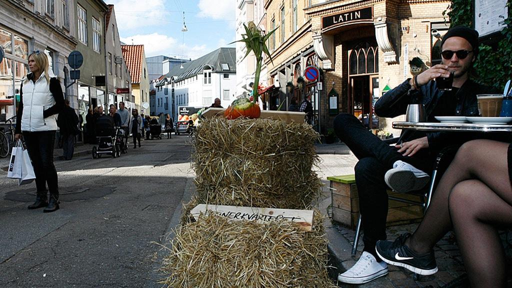 Høstfest i Latinerkvarteret i Aarhus