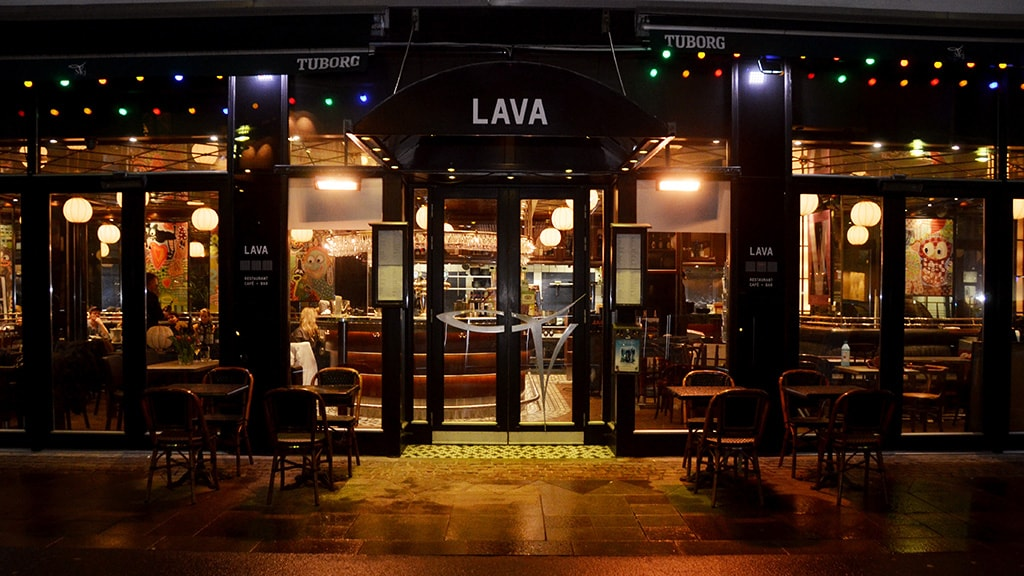 Welcome to Restaurant Lava in Aarhus