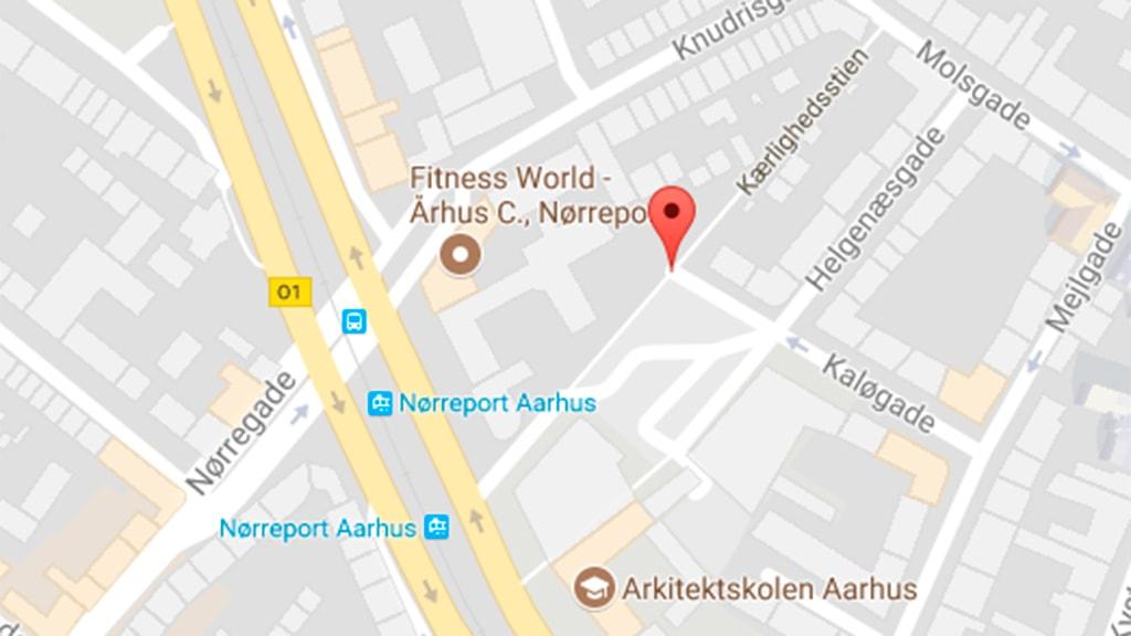 Parkeringshus Nørreport Aarhus