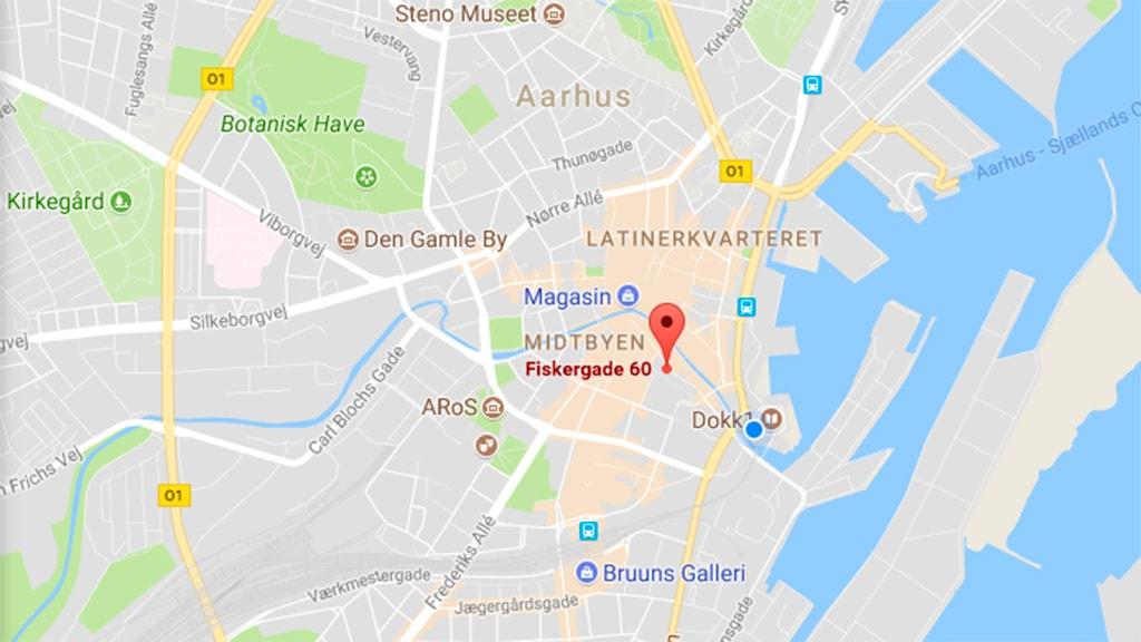 Salling Parkeringshus Aarhus