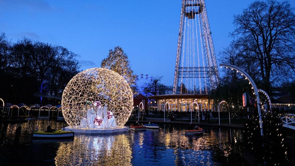Christmas in Tivoli Friheden
