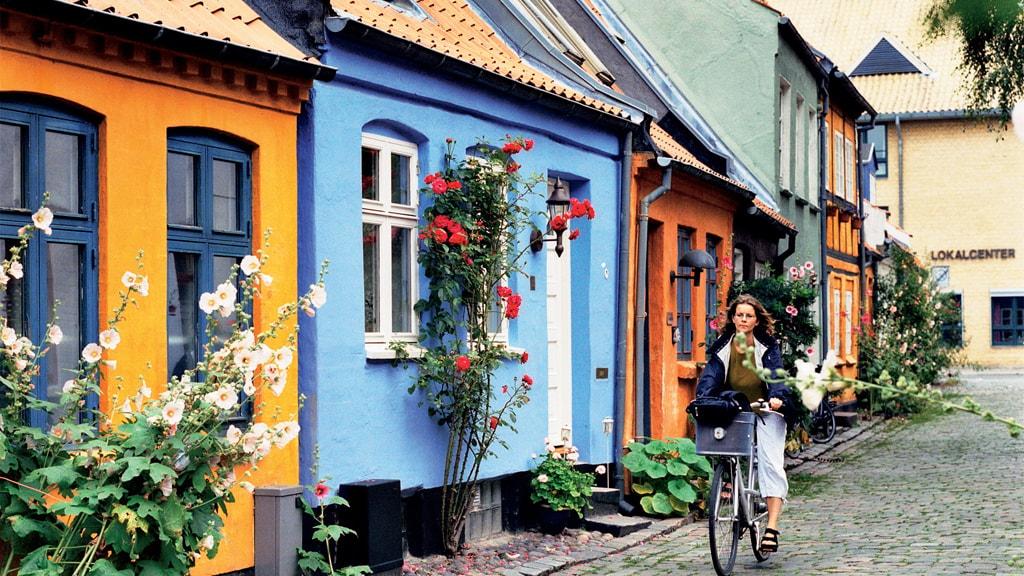 Møllestien i Aarhus