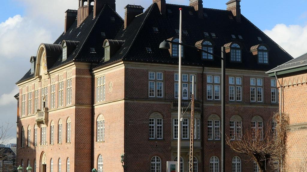 Aarhus Court Detention House
