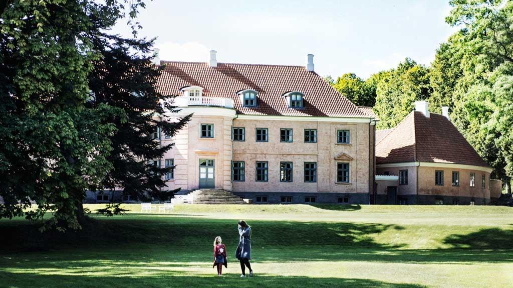 Moesgaard Museum Aarhus Herregården Moesgård