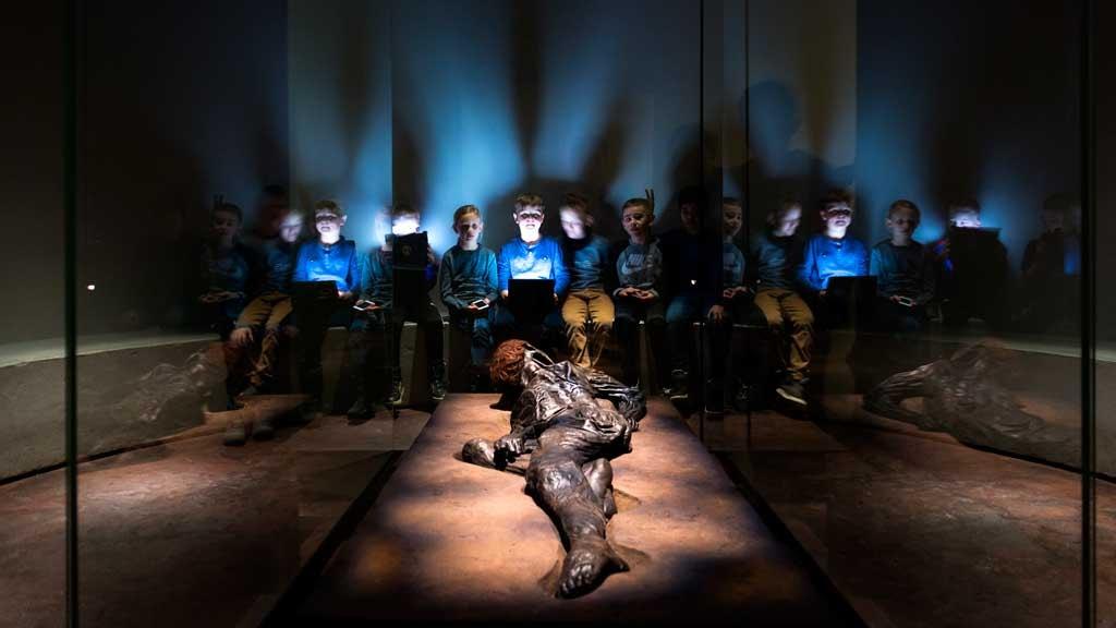 Moesgaard Museum - Der Grauballemann
