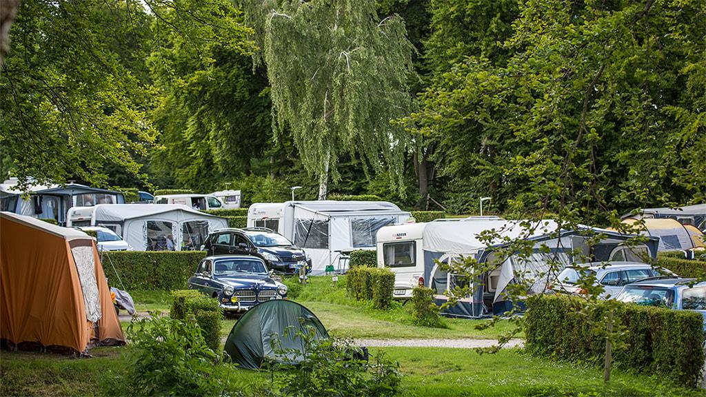 Blommehaven Camping i Aarhus